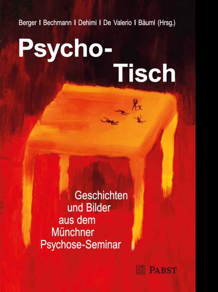 """Cover des Buches """"Psycho-Tisch"""